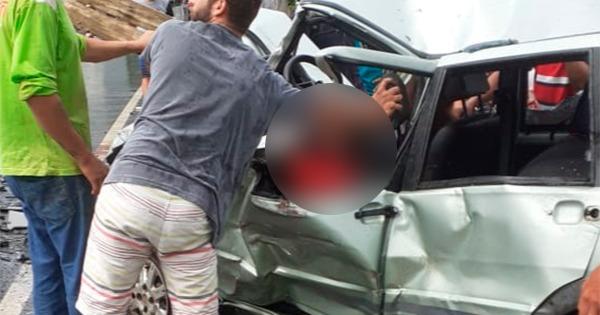 Acidente deixa duas pessoas mortas em Piúma