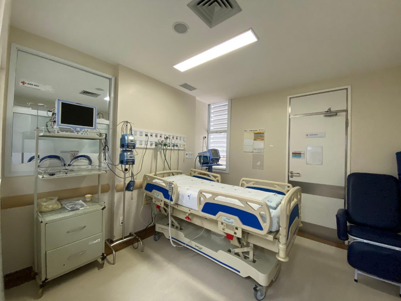 ES aumenta leitos para 552 e inicia compras em hospitais privados | A Gazeta