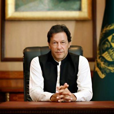 O primeiro-ministro paquistanês, Imran Khan