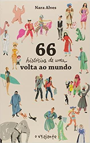 Capa 66 histórias de uma volta ao mundo