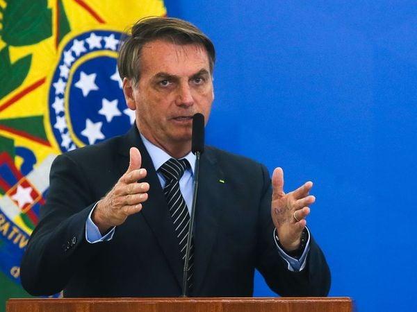 Contra o isolamento social, Bolsonaro ruma para o isolamento ...