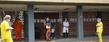 Servidores do Hospital Infantil de Vila Velha prestam homenagem para funcionária que morreu de Covid