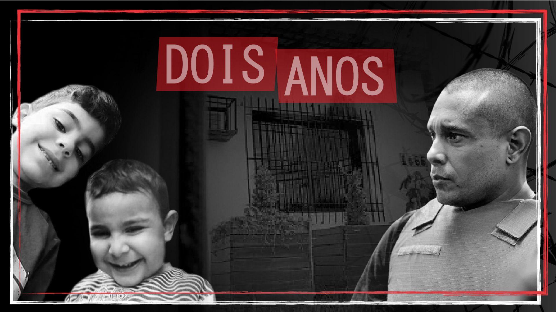 O ex-pastor George Alves, pai biológico de Joaquim e de criação de Kauã, é acusado pela morte das das crianças