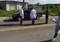Após primeira morte, Presidente Kennedy faz barreiras nas entradas do município. Crédito: Prefeitura de Presidente Kennedy/Divulgação