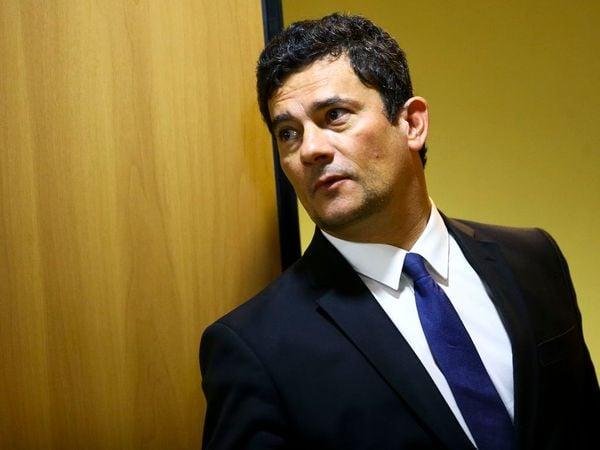 """Sergio Moro diz que com vídeo de reunião """"a verdade foi exposta ..."""