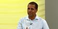 O prefeito de Cariacica Juninho em entrevista à TV Gazeta nesta quinta-feira (23)