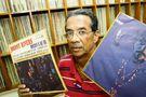 César Gonçalves, 62 anos, radialista e professor de geografia. Fã do cantor Johnny Rivers, que fará show no próximo sábado em Vitória