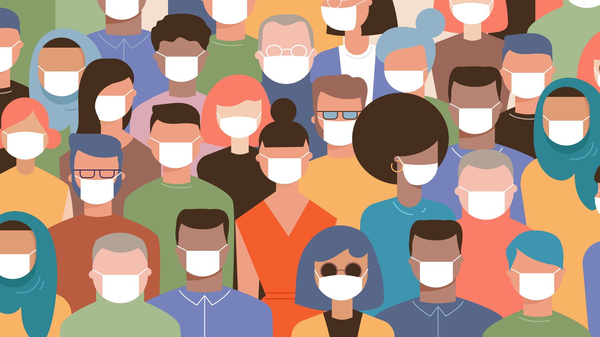 Coronavírus: uso de máscara é o novo normal no Brasil e no Espírito Santo