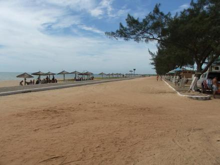 Praia das Neves, Presidente Kennedy