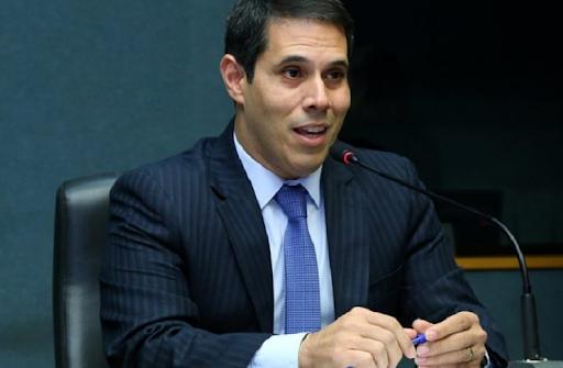 Amaro Neto, deputado federal do Espírito Santo