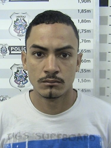 Rodrigo de Almeida Silva, o Jabalau, foi preso em Minas Gerais