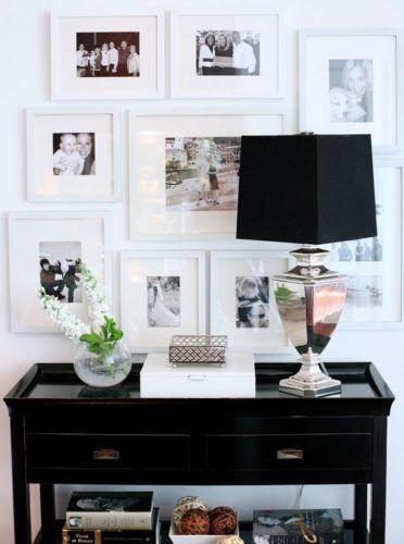 Reveja as fotos reveladas e escolha aquela que marcou um momento muito especial para decorar a casa