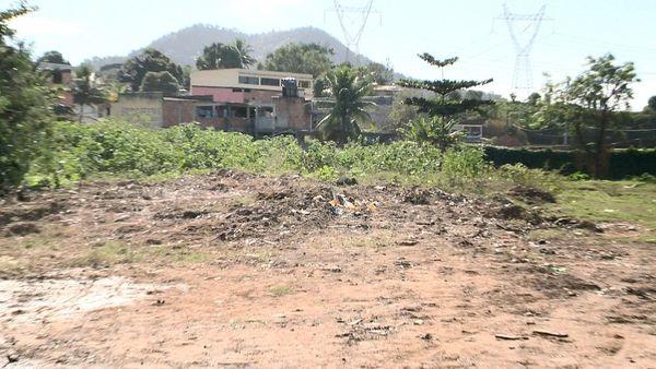 Idoso de 65 anos foi morto em terreno no bairro Novo Horizonte, em Cariacica