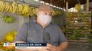 Sem festas, tio do pula-pula abre quitanda para superar pandemia em Linhares