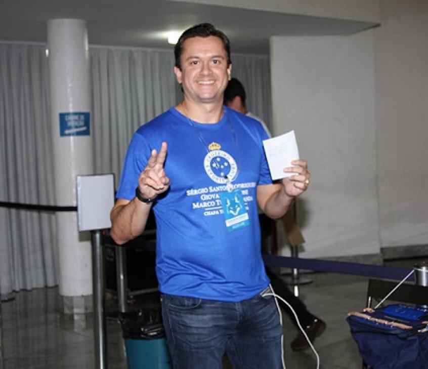 Crédito: Rodrigues nem iniciou o mandato e já provocou o maior rival- ( Jaci Silveira / Cruzeiro
