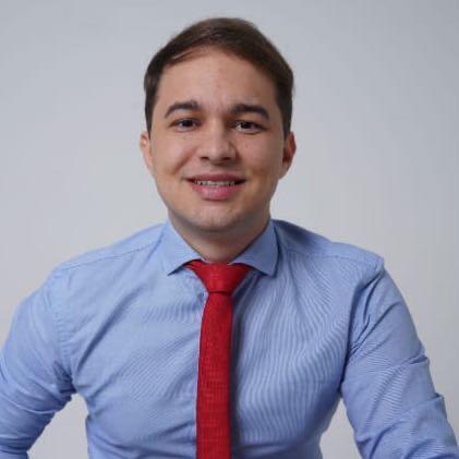 André Luiz Zucchetto de Abreu, estudante de direito e fala sobre seu futuro no mercado de trabalho