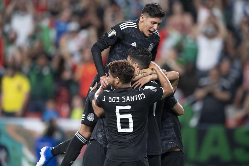 Crédito: Divulgação / Seleção do México