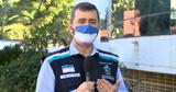 O secretário de Estado da Saúde, Nésio Fernandes, em entrevista à TV Gazeta nesta quinta-feira (28)