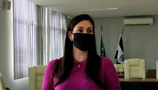 Titular da DHPM, delegada Raffaella Aguiar