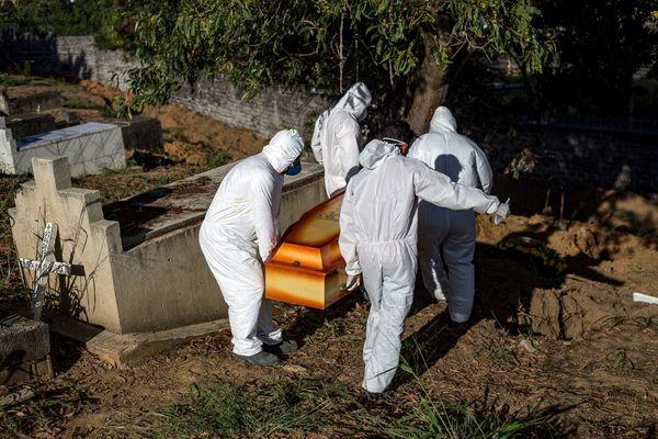 Coronavírus: ES registra 832 mortes e 19,6 mil casos confirmados ...