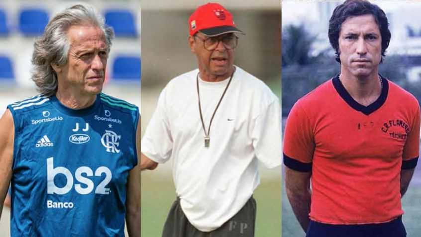 Crédito: Alexandre Vidal/Flamengo; Cleber Mendes/Lancepress!; Divulgação