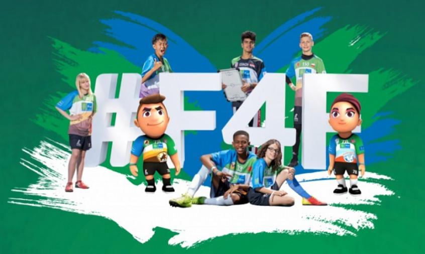 Crédito: Futebol pela Amizade terá edição online neste ano (Reprodução