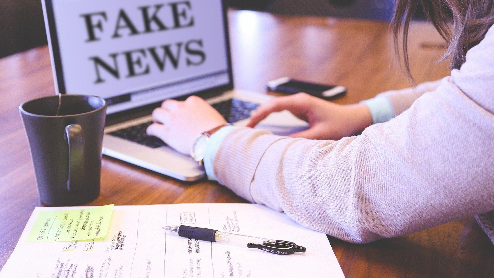 Fugir das fake news não é suficiente para desviarmos de todas as pedradas lançadas sobre nós em