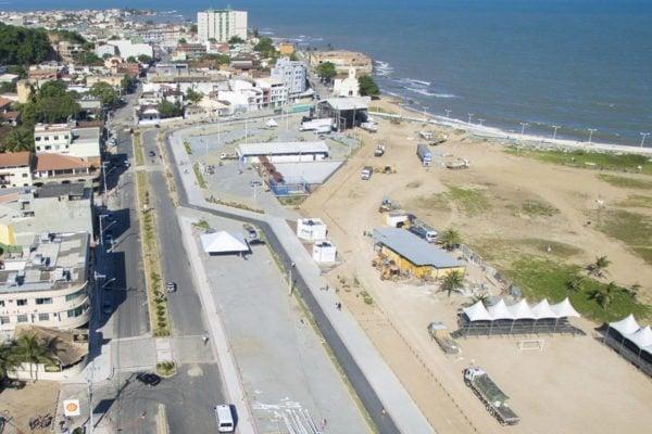 Praia Central, Marataízes