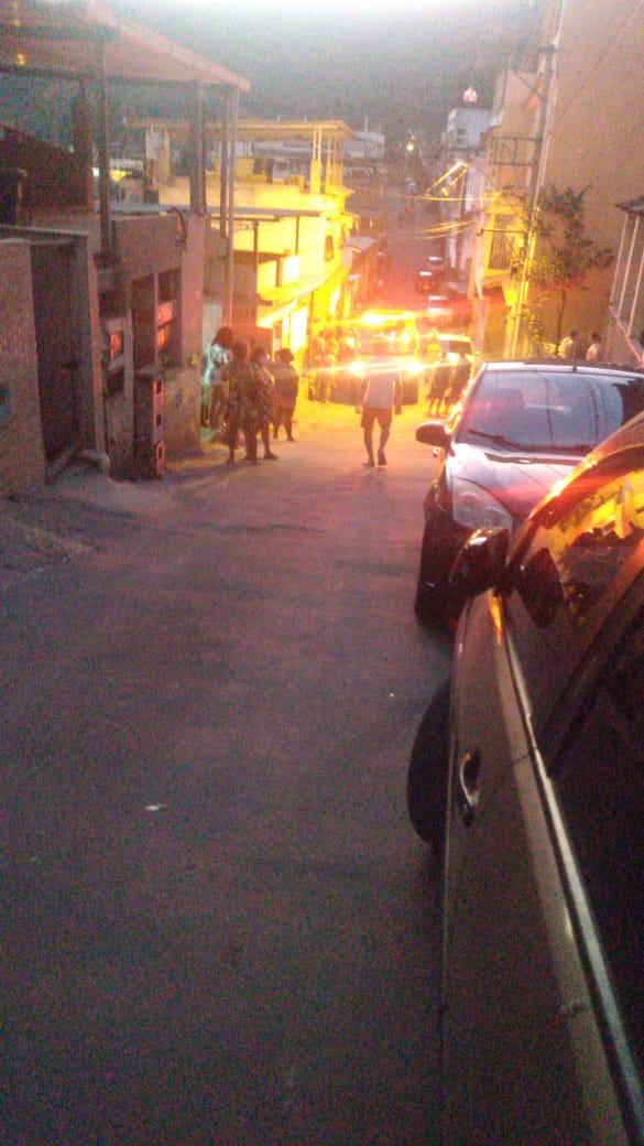 Acidente aconteceu no bairro Otton Marins, em Cachoeiro