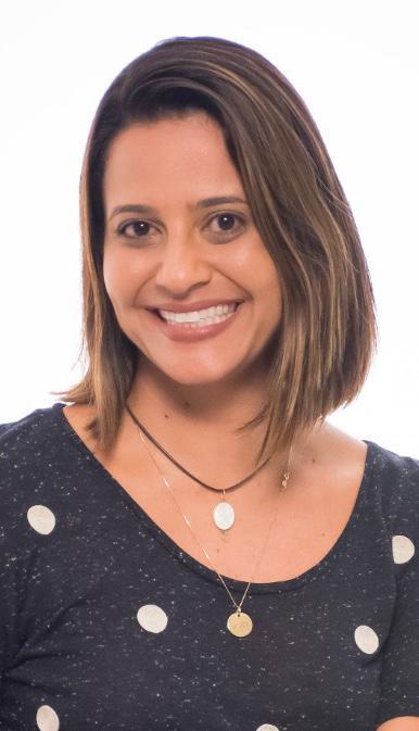 Carine Cardoso, consultora de Branding e Marketing e professora do curso de Publicidade e Propaganda da Faesa