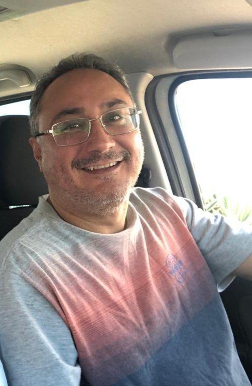 Adonai Albuquerque Machado, de 48 anos, trabalhava em Cachoeiro de Itapemirim e em Presidente Kennedy