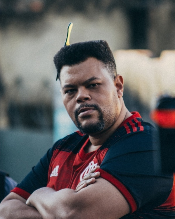 O ator e ex-BBB Babu Santana