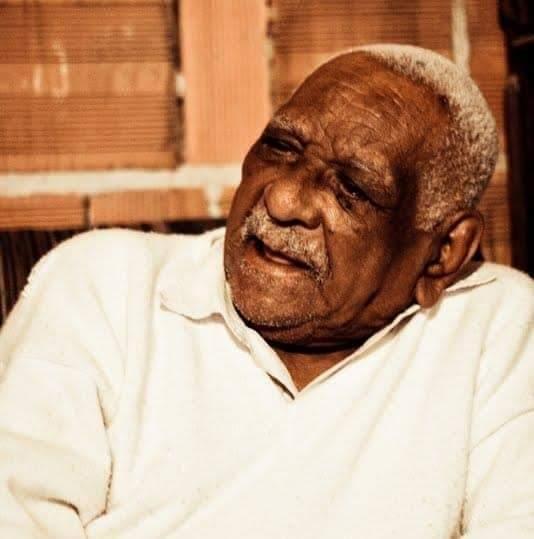 Sr. Bento era uma figura muito querida no morro da Piedade, em Vitória