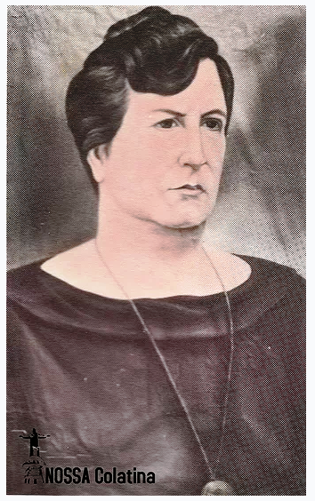 Casada com Muniz Freire, Dona Colatina foi primeira-dama do ES de 1892 a 1896 e de 1900 a 1904