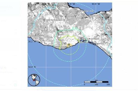 O tremor no sul do México gerou alerta de tsunami