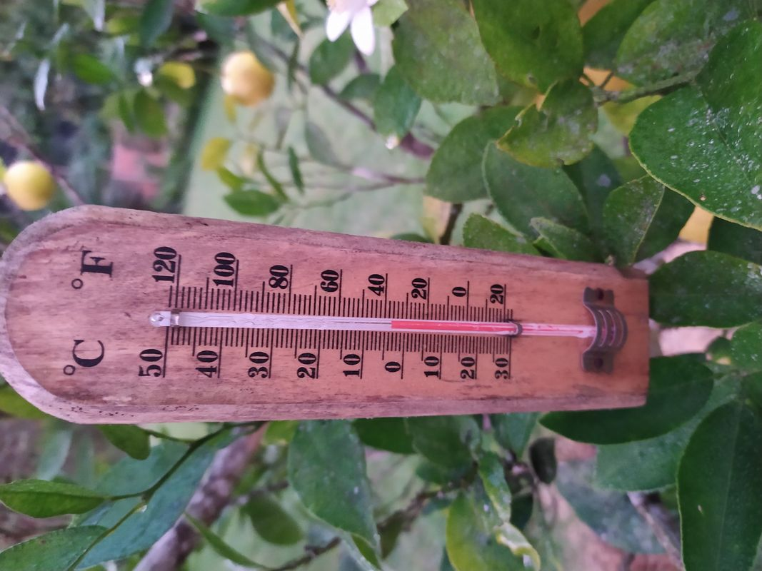 Uma das cidades mais frias do Estado, santa Teresa também registrou baixas temperaturas