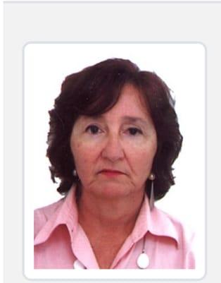 A oftalmologista Poliana de Andrade Almeida era aposentada e morreu no último sábado (27)
