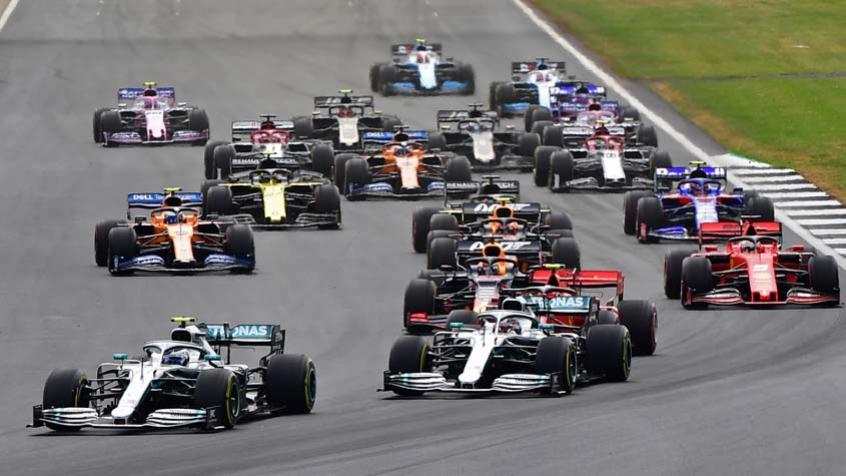 Crédito: Fórmula 1 voltará neste fim de semana (Andrej Isakovic/AFP