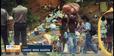 O dia da reintegração de posse que tirou 35 famílias do local onde moravam, em Cariacica
