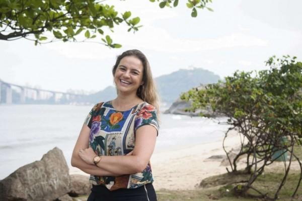 Olívia Podestá, nutricionista oncológica