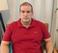 Gustavo Alves Tononi, morador de Jardim Camburi, já diagnosticado com a Covid-19. Crédito: Acervo pessoal