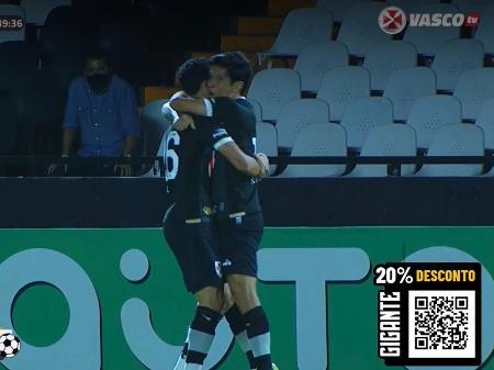 Vasco transmitiu vitória sobre o Madureira na Vasco TV
