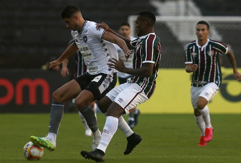 Crédito: Vítor Silva/Botafogo