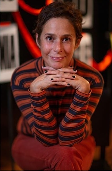 A atriz Andréa Beltrão