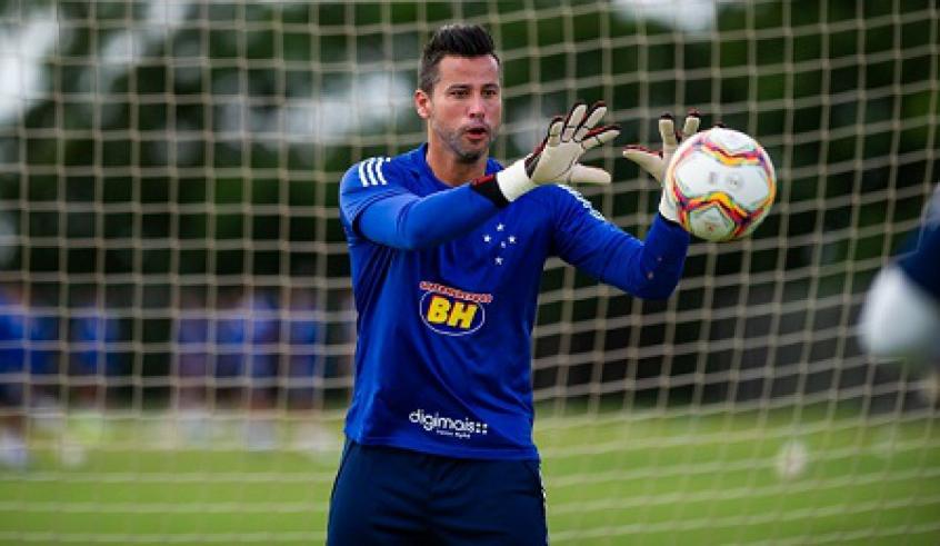 Crédito: Fábio fez elogios ao trabalho de Enderson Moreira no Cruzeiro , vendo evolução da equipe nos treinos-(Bruno Haddad/Cruzeiro