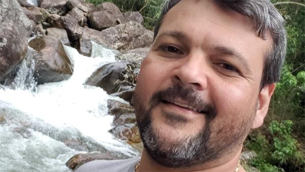 Morandi, policial assassinado em Itapoã, Vila Velha