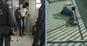 O homem foi preso pela primeira vez de manhã dentro da clínica de fisioterapia em Vila Velha, mas acabou liberado no mesmo dia