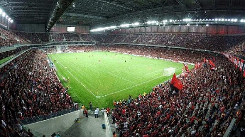 Crédito: Maurício Mano/Site Oficial do Athletico Paranaense