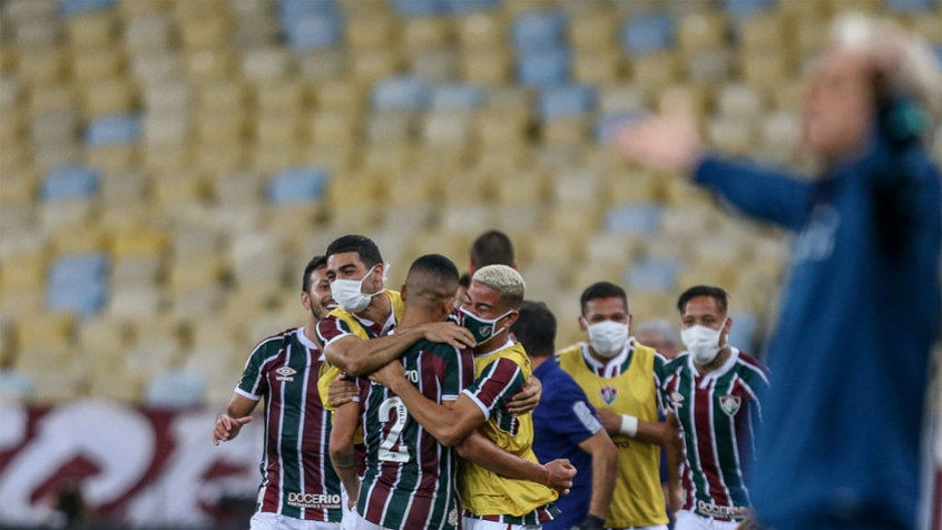 Crédito: LUCAS MERÇON / FLUMINENSE
