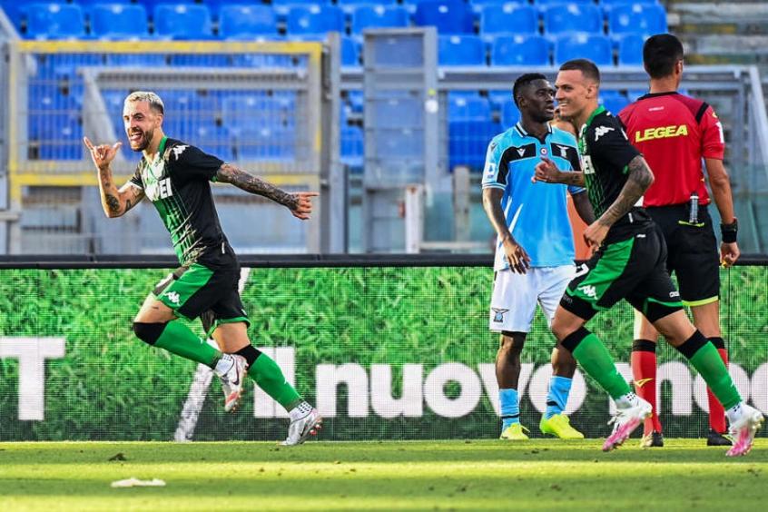 Crédito: Lazio joga mal, é derrotada pelo Sassuolo e pode perder a segunda posição para a Atalanta (VINCENZO PINTO/AFP